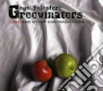 GROOVINATORS : LOVE AND OTHER CONTRADICTIONS cd musicale di Gege' Telesforo