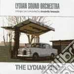 THE LYDIAN TRIP                           cd musicale di LYDIAN SOUND ORCHEST