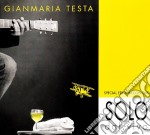 SOLO DAL VIVO [CD+DVD LIMITED EDITION]    cd musicale di Gianmaria Testa