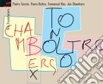 Tonolo / Boltro / Bex / Chambers - The Translators cd musicale di TONOLO-BOLTRO-BEX-CHAMBERS