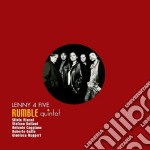 Rumble Quintet - Lenny 4 Five cd musicale di Quintet Rumble