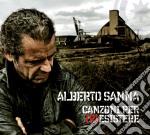 Alberto Sanna - Canzoni Per Resistere cd musicale di Alberto Sanna