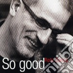 Robi Zonca  - So Good cd musicale di Robi Zonca