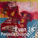 EVEN 14                                   cd musicale di Quartet Panjeazz