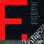 Cipelli / Testa / Fresu - F. À Leo cd musicale di Cipelli testa fresu