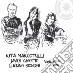 Rita Marcotulli - Variazioni Su Tema cd musicale di Gir Marcotulli rita