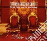 Francesco Maccianti - Passo A Due cd musicale di Francesco Maccianti