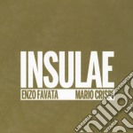 Enzo Favata / Mario Crispi - Insulae cd musicale di Crispi mario Favata enzo