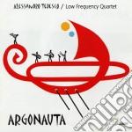 Argonauta cd musicale di Alessandro Tedesco