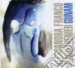 Alessandra Franco / Glauco Venier - Gunam cd musicale di V Franco alessandra