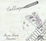 Calliope cd musicale di Ronzoni maria laura