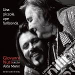 Giovanni Nuti - Una Piccola Ape Furibonda cd musicale di Giovanni Nuti