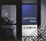 Gianmaria Testa - Vitamia cd musicale di Gianmaria Testa