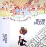 INTORNO ALLA MIA CATTIVA EDUCAZIONE cd musicale di ALLUSA FALLAX