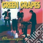 Alluminogeni - Green Grapes cd musicale di Alluminogeni