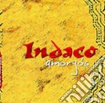 Indaco - Amorgos cd musicale di INDACO