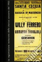 Gershwin George - Concerto Per Pianoforte, Un Americano Americano A Parigi, Rapsodia In Blue cd musicale di George Gershwin
