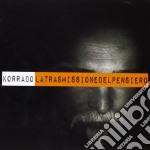 Korrado - La Trasmissione Del Pensiero cd musicale di KORRADO