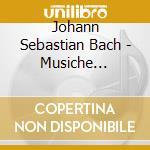 Doni Riccardo - Musiche Organistiche Della Famiglia Bach / Organ Music Of Bach's Family cd musicale di Bach Famiglia