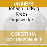 Doni Riccardo - Orgelwerke Vol. 1 cd musicale di J.l. Krebs