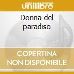 Donna del paradiso cd musicale