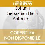 4 concerti e loro trascrizioni cd musicale di Vivaldi/bach