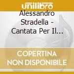 Cantata natale/sonata x tromba cd musicale di Stradella