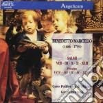 Coro Polifonico Di Milano / Bertola Giulio - Salmi Viii - Iii - X - Ii - Xlii cd musicale di Benedetto Marcello
