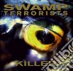 KILLER cd musicale di SWAMP TERRORISTS