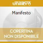 Manifesto cd musicale