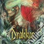 QUEST FOR GLORY                           cd musicale di DRAKKAR