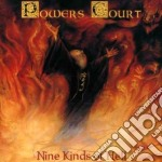Powers Court - Nine Kinds Of Hell cd musicale di Court Powers