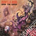 Manilla Road - Open The Gates cd musicale di Road Manilla