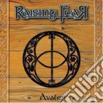 Raising Fear - Avalon cd musicale di Fear Raising