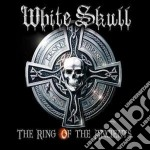 White Skull - The Ring Of The Ancients cd musicale di Skull White