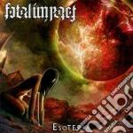 Fatal Impact - Esoteria cd musicale di Impact Fatal