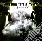 Geminy - The Prophecy cd musicale di Geminy