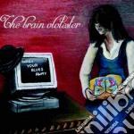 Brain Olotester, The - Wash Your Blues Away cd musicale di Danio Manfredini