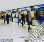 Back to the city cd musicale di Soyuz