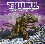 Primordial echoes for modern bigfoots cd musicale di T.h.u.m.b.