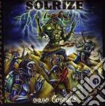 Solrize - Mano Cornuta cd musicale di Solrize