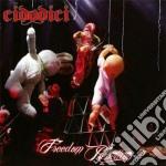 Cidodici - Freedom Rebellion cd musicale di Cidodici