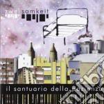 Zweisamkeit - Il Santuario Della Pazienza cd musicale di Zweisamkeit