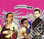 And now, the real news cd musicale di The People speak