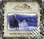 Fjellfolk saga fra forntiden cd musicale di Eliwagar