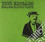 Salgariprivato cd musicale di Zingaro Toto'