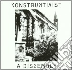 A dissembly cd musicale di Konstruktivists