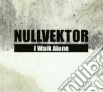 I walk alone cd musicale di Nullvektor