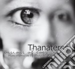 Thanateros - visions of love and death cd musicale di Artisti Vari