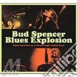 A fuoco lento live ep cd musicale di Bud spencer blues ex